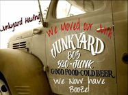 JunkyardTruck newsletter